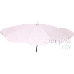 Sombrilla bebé Basic rosa