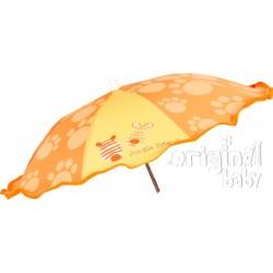 Sombrilla bebé Jungla naranja