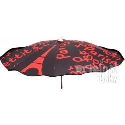Baby red umbrella Paris
