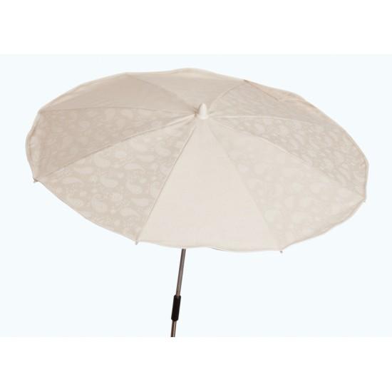 Sombrilla para silla paseo Cashmere Beige