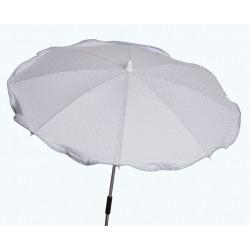 Sombrilla para silla paseo Plumeti Gris