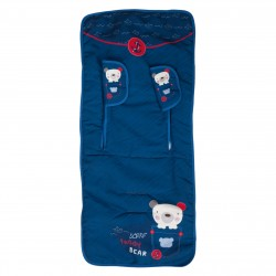 Colchoneta silla paseo ligera Teddy Bear