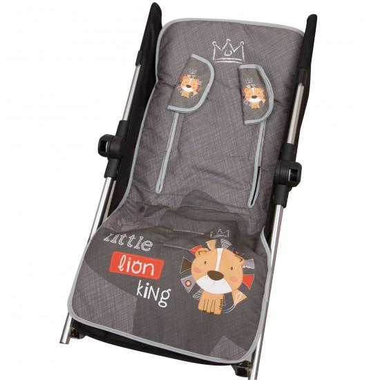 Colchoneta silla paseo ligera Lion