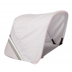 Soft top Bugaboo Summer car Rosa