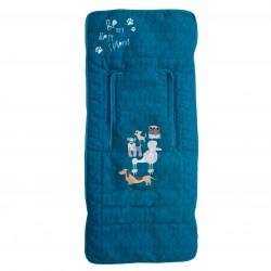Colchoneta silla ligera  Dogs Azul