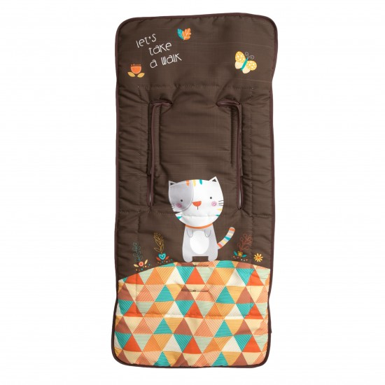 Colchoneta silla ligera  Kitty Choco
