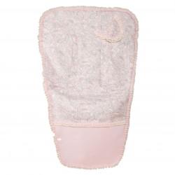 Colchoneta silla paseo Caramelo Rosa (cubre arnés incluido)