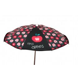 Sombrilla silla paseo Apples