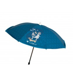 Sombrilla silla paseo Dogs Azul