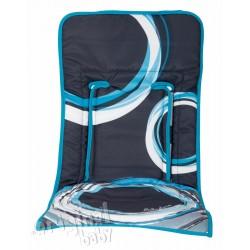 Colchoneta silla ligera  Anillos Azul