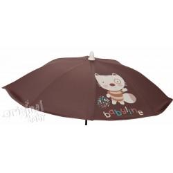 Chocolate Squirrel chair umbrella