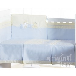 Protective cradle drink blue 70x140 (DUVET NOT INCLUDED)