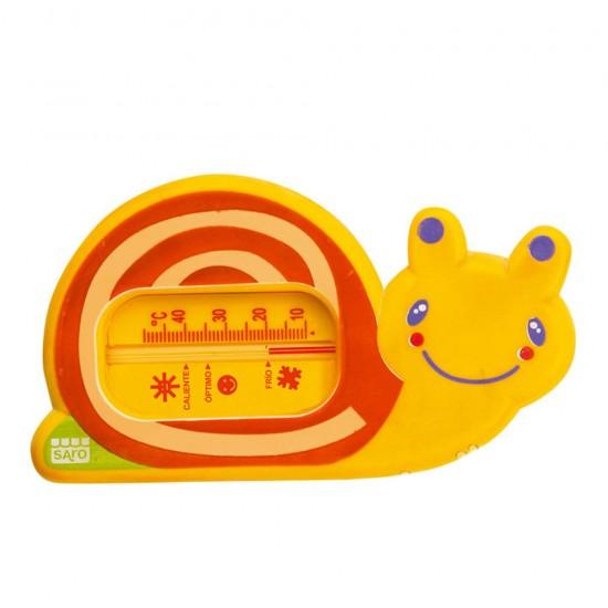Termómetro de baño snorkel naranja