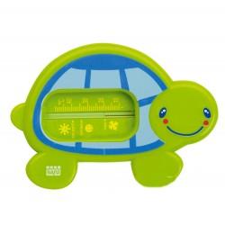 Termómetro de baño snorkel verde