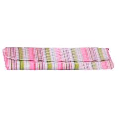 Vestidor Cambiador plastificado raya rosa