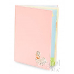 Journal of pink baby horse