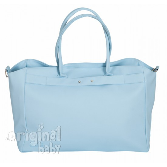 Maternal drinking chocolate leatherette bag