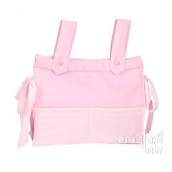 Panera bag baby pink skin Algodones