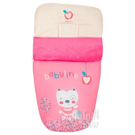 Saco de silla Ardilla rosa