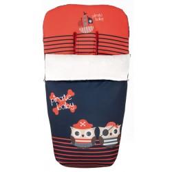 Red Pirates footmuff