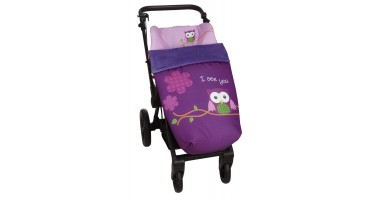Sacks baby chair ride