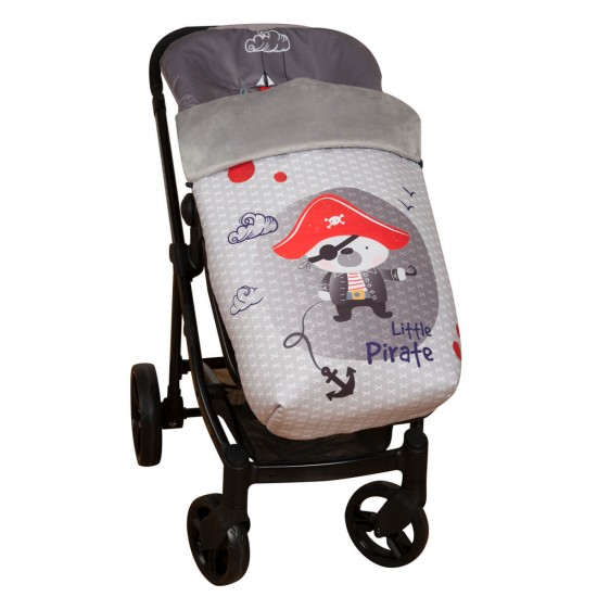Saco silla de paseo Little Pirate