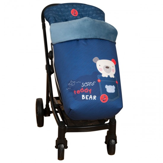 Saco silla de paseo Teddy Bear