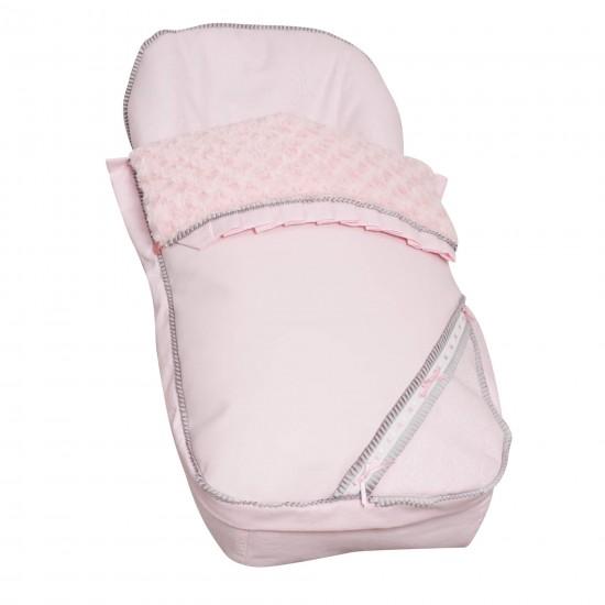 Saco bebé para Bugaboo Bombón rosa
