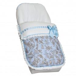 Saco bebé para Bugaboo Paseos de Toile azul