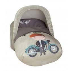 Saco Maxicosi Rider (capota incluida)