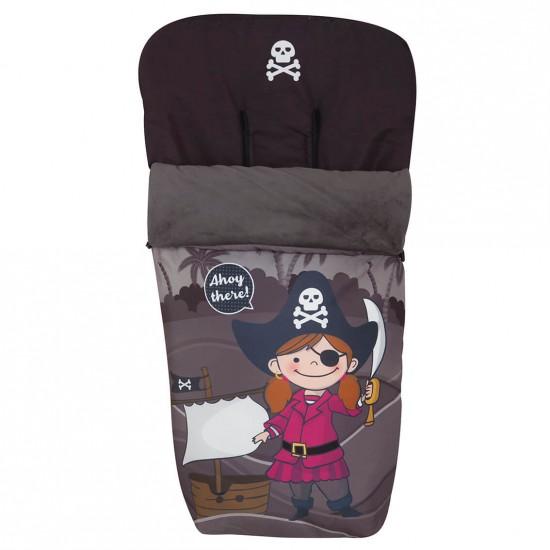 Saco para la silla de paseo Barco Pirata Chica