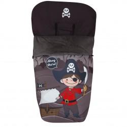Saco para la silla de paseo Barco Pirata Chico