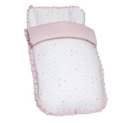 Bag for stroller Dreams Rosa