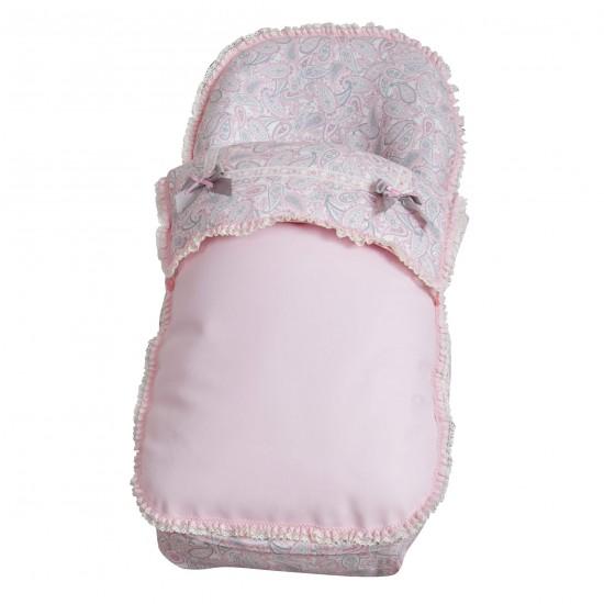 Saco bebé para Bugaboo Caramelo rosa