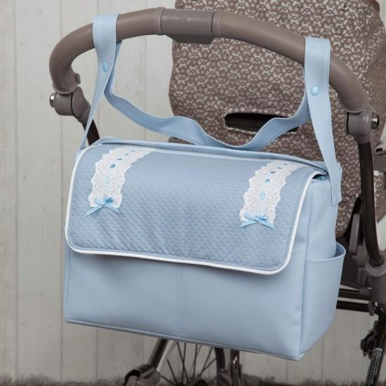 Bolso silla paseo Classic Azul