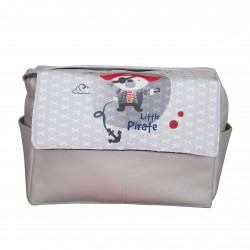 Bolso silla paseo Little Pirate