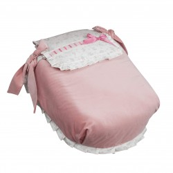 Autumn coverlet bassinet car Rosa