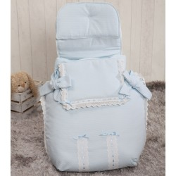 Classic baby bag 3 uses Celeste