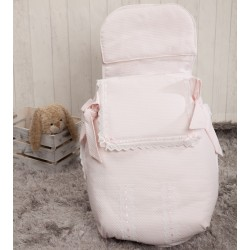 Classic baby bag 3 uses Rosa