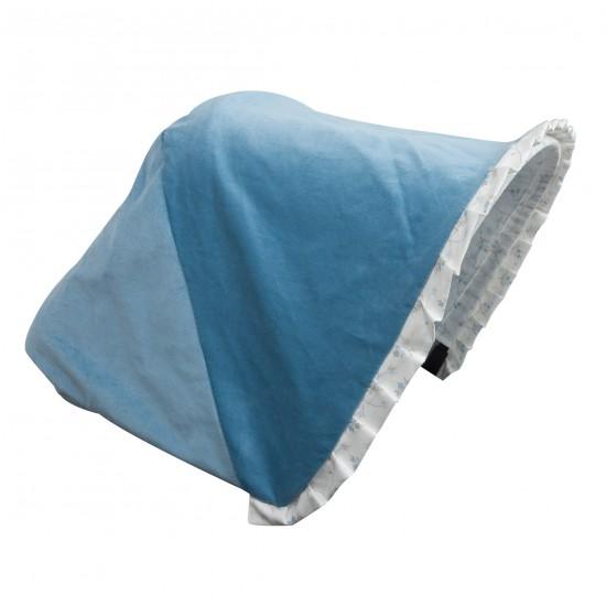 Capota para bugaboo Autumn Azul