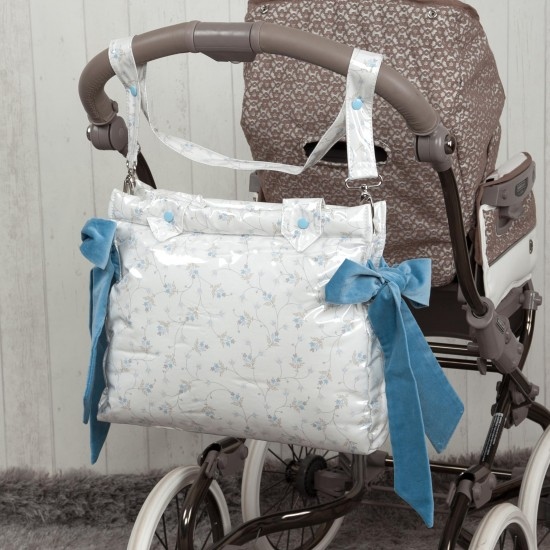 Baby car baby car bag Autumn Blue