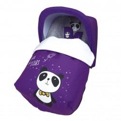 Saco para el grupo 0 Panda