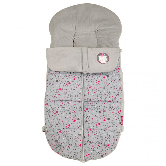 Winter Sack Stories Pink